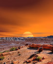 Petrified Forest Royalty Free Stock Photo - 47133865