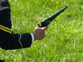 Civil War Side Arm Royalty Free Stock Images - 47136359