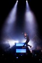 OneRepublic Performs Live At MEO Arena On November 21, 2014 In Lisbon, Portugal Stock Photography - 47140002