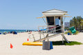 Life Guard Tower, Fort Lauderdale Royalty Free Stock Photography - 47141317