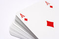 Deck Of Playing Cards Stock Image - 47150881
