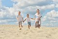 Mother And Sons Stock Photography - 47156302