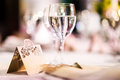 Wedding Table Royalty Free Stock Photography - 47165157