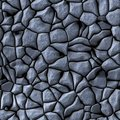 Cobble Stones Abstract Seamless Generated Hires Texture Stock Images - 47166524