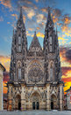 St. Vitus Cathedral In Prague Castle In Prague Stock Image - 47169791
