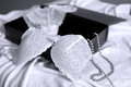 Lingerie Set In A Box Stock Photo - 47195220