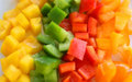 Fresh Peppers Stock Image - 4725711