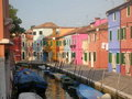 Colors Of Burano Island Stock Photography - 4728092