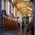 Church Interior Royalty Free Stock Photography - 47235307