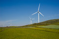 Wind Power Turbine Royalty Free Stock Photo - 47235395