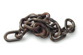 Metal Chain Royalty Free Stock Photos - 47240588