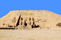 The Abu Simbel Temples Royalty Free Stock Images - 47248679