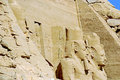 The Abu Simbel Temples Stock Image - 47248831