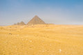 The Small Pyramids Stock Images - 47252444