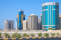 Modern Office Buildings Of Manama City Royalty Free Stock Images - 47271079