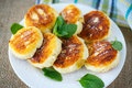 Cheesecakes Fritters Royalty Free Stock Photos - 47272858