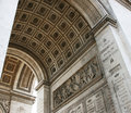 Arc De Triomphe, Fragment Royalty Free Stock Photography - 4736357