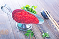 Flying Fish Roe Stock Image - 47302631