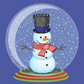 Snowman Royalty Free Stock Images - 47316529