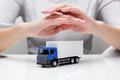 Protection Of Truck (concept) Royalty Free Stock Photography - 47398857