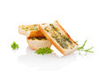 Garlic Baguette. Stock Images - 47399934