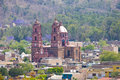 Small Town Mexico Royalty Free Stock Photography - 4746717
