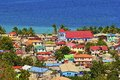 Caribbean City - St Lucia Royalty Free Stock Photography - 47404547
