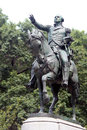Equestrian Statue Of General George Washington, In The South Sid Stock Photo - 47411120