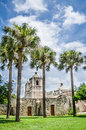 Mission Concepción Church Royalty Free Stock Photography - 47413047