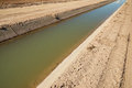 Irrigation Canal Royalty Free Stock Images - 47413959