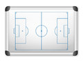 Whiteboard Soccer Royalty Free Stock Image - 47417656