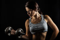 Fitness Woman Stock Photography - 47425032
