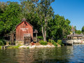 Water Mill In Magic Kingdom Royalty Free Stock Photos - 47432538