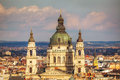 St. Stephen ( St. Istvan) Basilica In Budapest Royalty Free Stock Photos - 47439218