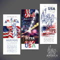 Abstract Geometric Background,banners, Flag Of USA Stock Images - 47462094