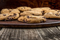 Chocolate Chip Cookies Royalty Free Stock Image - 47465406