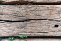 Old Weathered Cracked Wooden Railroad Tie Texture Stock Photos - 47472883