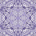 Seamless Watercolor Doodle Decorative Pattern Royalty Free Stock Photos - 47486178