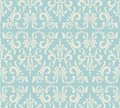 Light Floral Vintage Seamless Pattern Stock Image - 47495941