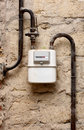 Gas Meter Stock Photography - 4756142