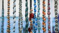 Colorful Beads On Sale Stock Photos - 47501313