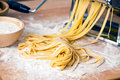 Fresh Pasta And Pasta Machine Royalty Free Stock Photos - 47501368