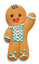 Gingerbread Man Stock Images - 47512714