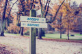 Signboard With Two Signs Saying - Accept - Refuse Royalty Free Stock Photos - 47532658