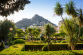 Streets And Parks Of Taormina Stock Photo - 47541290