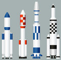 Space Rockets Royalty Free Stock Images - 47545129