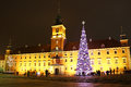 Christmas In Warsaw Stock Image - 47548531