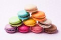 Colorful Macaroons Stock Image - 47550611