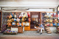 Souvenir Shop In Istanbul Stock Photography - 47553602