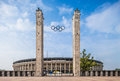 Olympis Staduim In Berlin, Germany Stock Image - 47567151